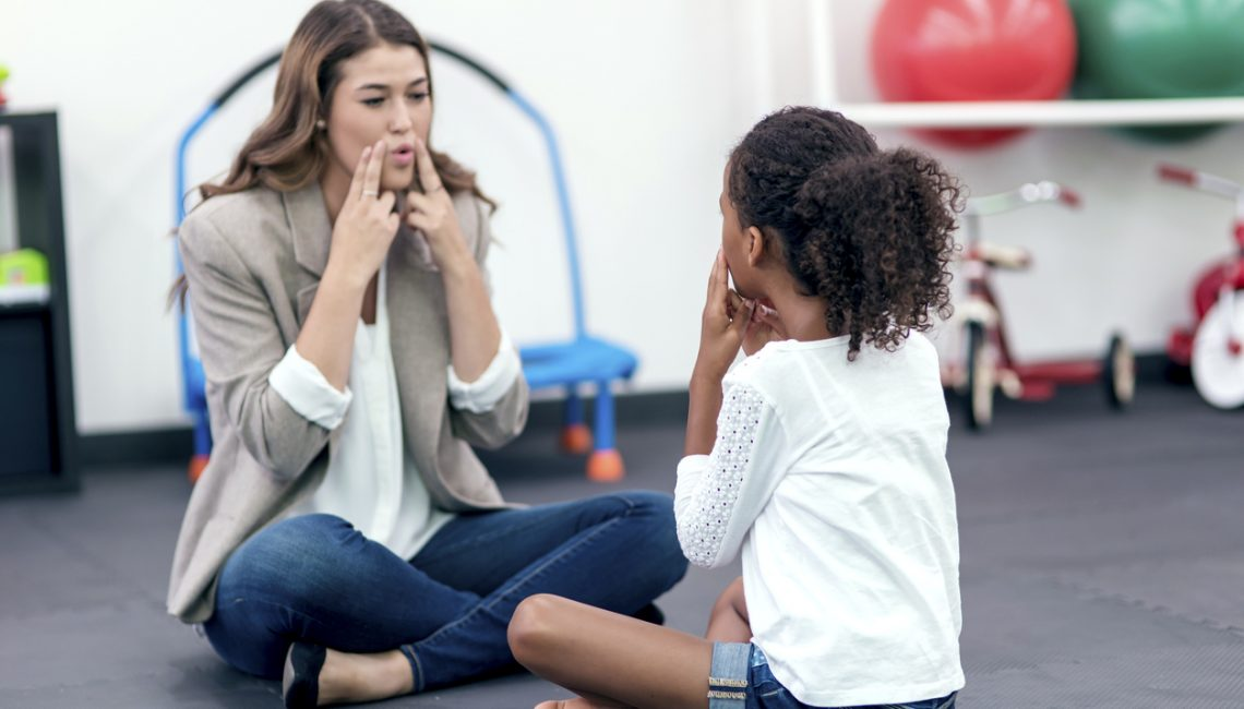 The Significance of Speech Pathology in Children With Down Syndrome