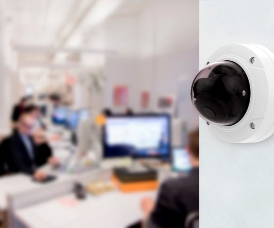 The Benefits of Security Cameras at The Workplace