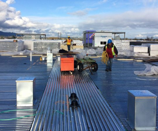 The Importance of Compliance With Commercial Roofing
