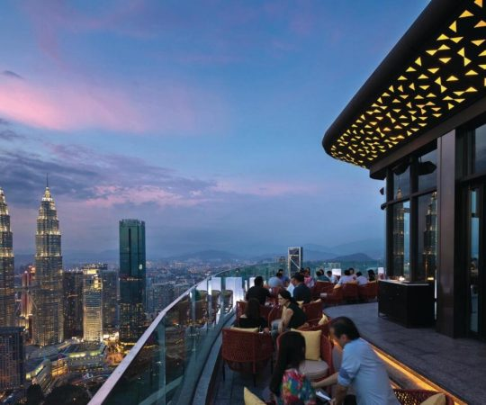 Ins And Outs of Opening a Rooftop Bar
