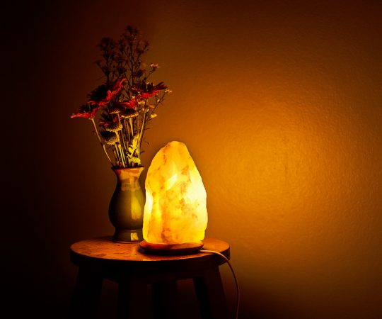 What to Know About Placing Your Salt Lamps