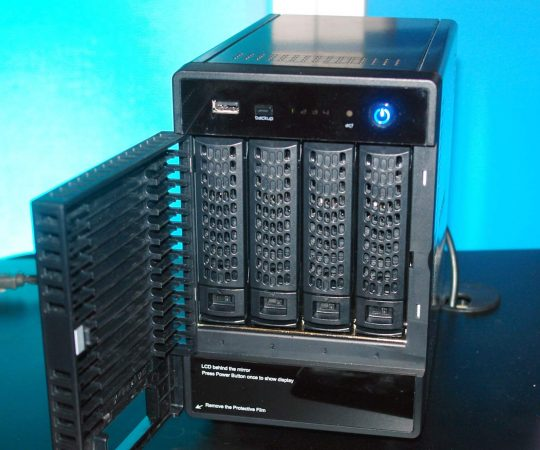 NAS Server: Without or With Hard Disk?