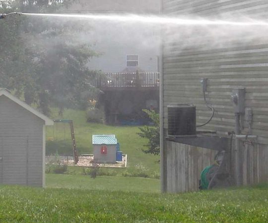 Power Washing Mistake We All Should Avoid