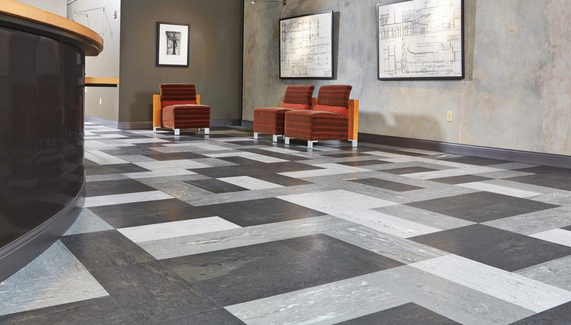 Long Lasting Floor Demarcation