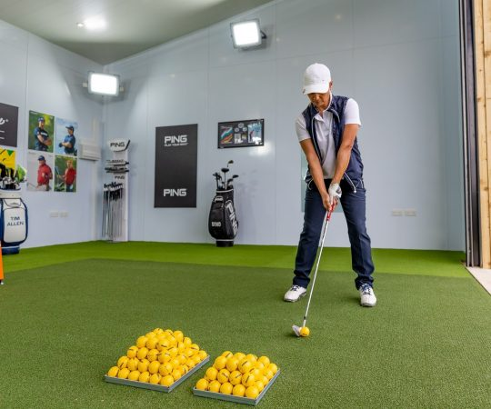 Things to Keep in Mind When Opening an Indoor Golf Studio at Home