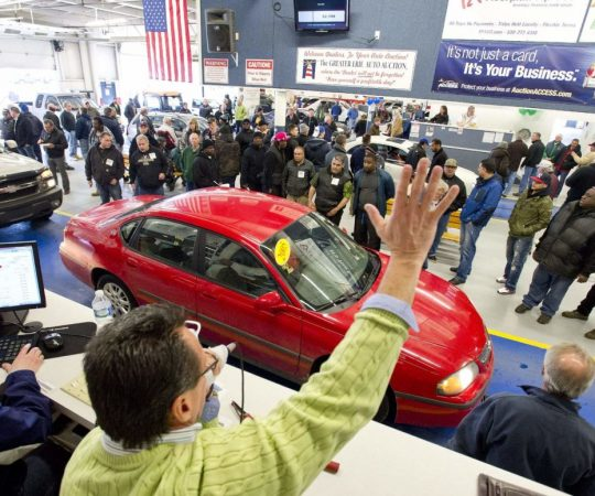 The Steps of Selling Your Car at Auction