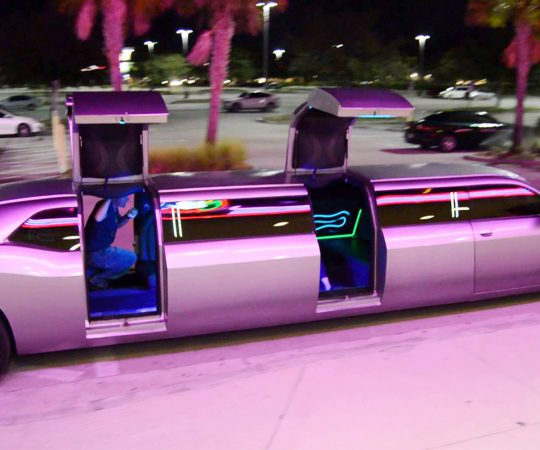 Renting a Limo for Your Anniversary
