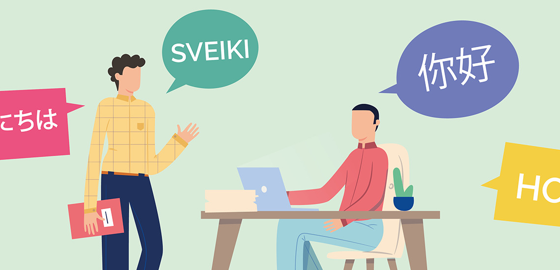 What to Look For When Going to a Translation Service