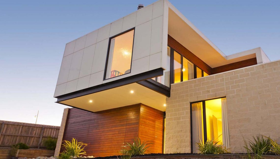 Building The House on a Sloping Block
